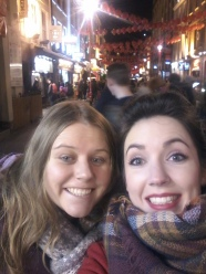 ChinaTown with housemate