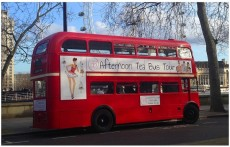 4. The afternoon tea bus
