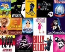 1. West End Musicals!