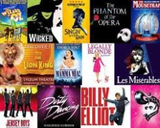 1. West End Musicals!