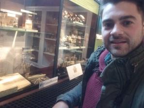 Grant Zoology Professor Pantelis