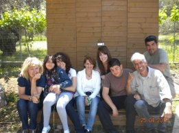 My Family in Greece, cousins!